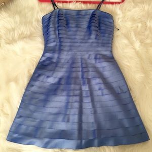 ADRIANNA PAPELL Satin mini dress!❤️